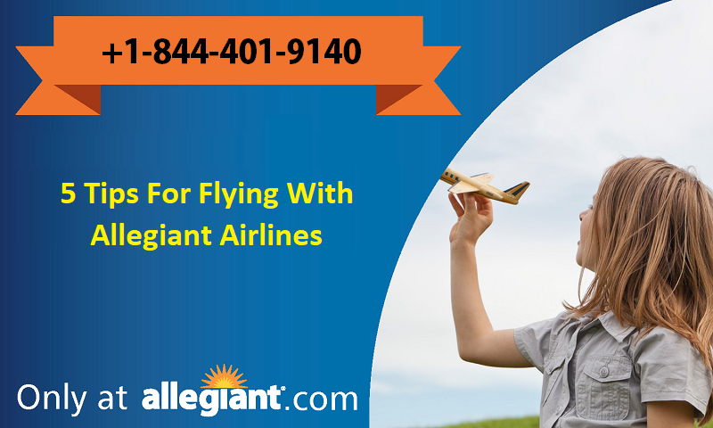 5 Tips For Flying With Allegiant Airlines