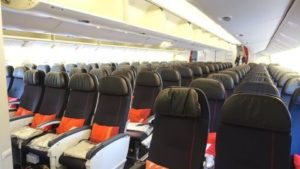 Air-France-Seat-Selection
