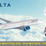 Delta Airlines Black Friday Sale
