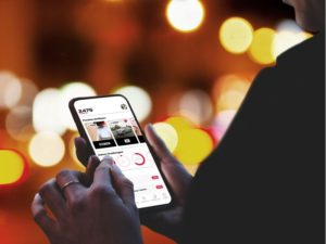 Lufthansa Airline mobile app