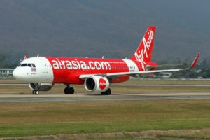 Air Asia Airlines Booking