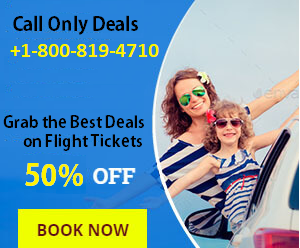 Flight Ticket Sale
