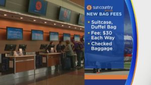 Sun Country Baggage Policy