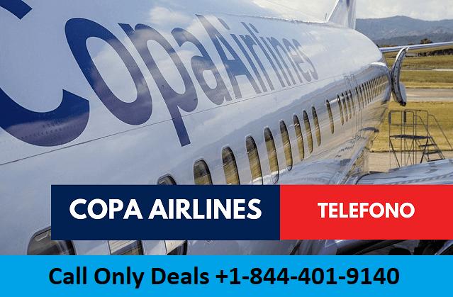 Copa Airlines Numero de Telefono +1-802-231-1806