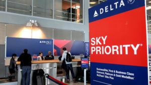 delta Check-in