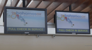 Bahamasair Check-in Policy