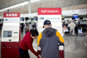 Cathay Pacific Check-in