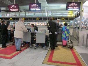 Etihad Airways Check-in Guide
