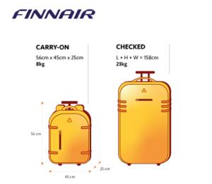Finnair Baggage Policy