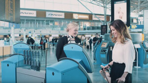 Finnair Check-in Policy