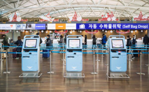 Korean Airlines Check-in