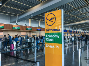 Lufthansa Airlines Check-in Policy