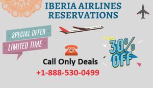 Iberia Reservations
