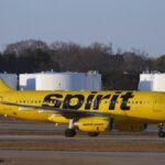 Spirit Airlines flight status