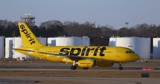 Spirit Airlines flight status