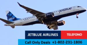 Jetblue Telefono