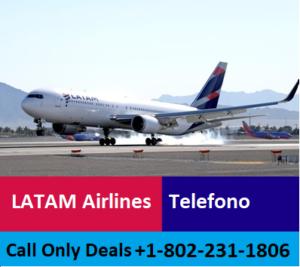LATAM Airlines Telefono