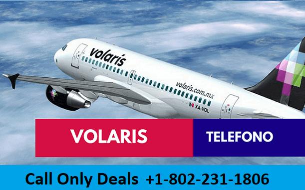 Volaris Numero De Telefono +1-802-231-1806 Mexico USA