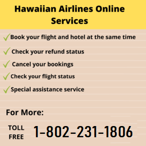 Hawaiian-Airlines-Online-Services