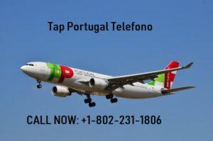 tap portugal telefono